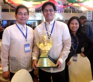 UP Diliman Invention Wins 2013 Ambassador A.M.Y. IP Awards Grand Prize