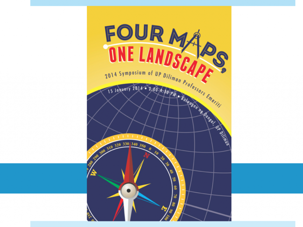 Four Maps, One Landscape: A Photo Documentation