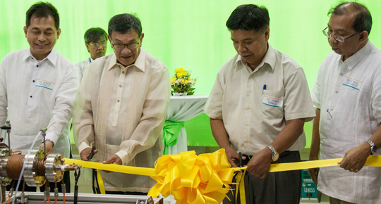 A milestone in technology transfer: UP Diliman launches CoaTiN®, the first and only local TiN coating technology to serve commercial sector