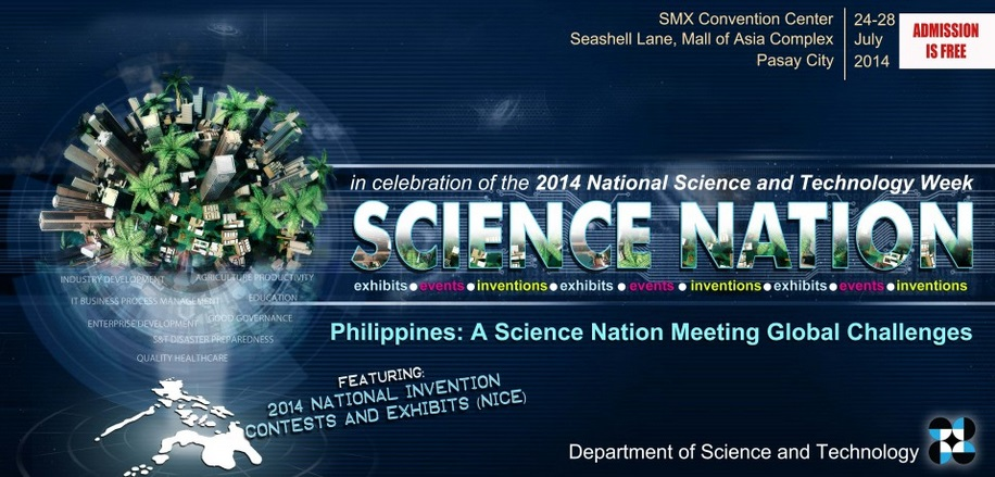 UP Diliman Showcases Groundbreaking Research and Creative Work in DOST's National Science and Technology Week 2014