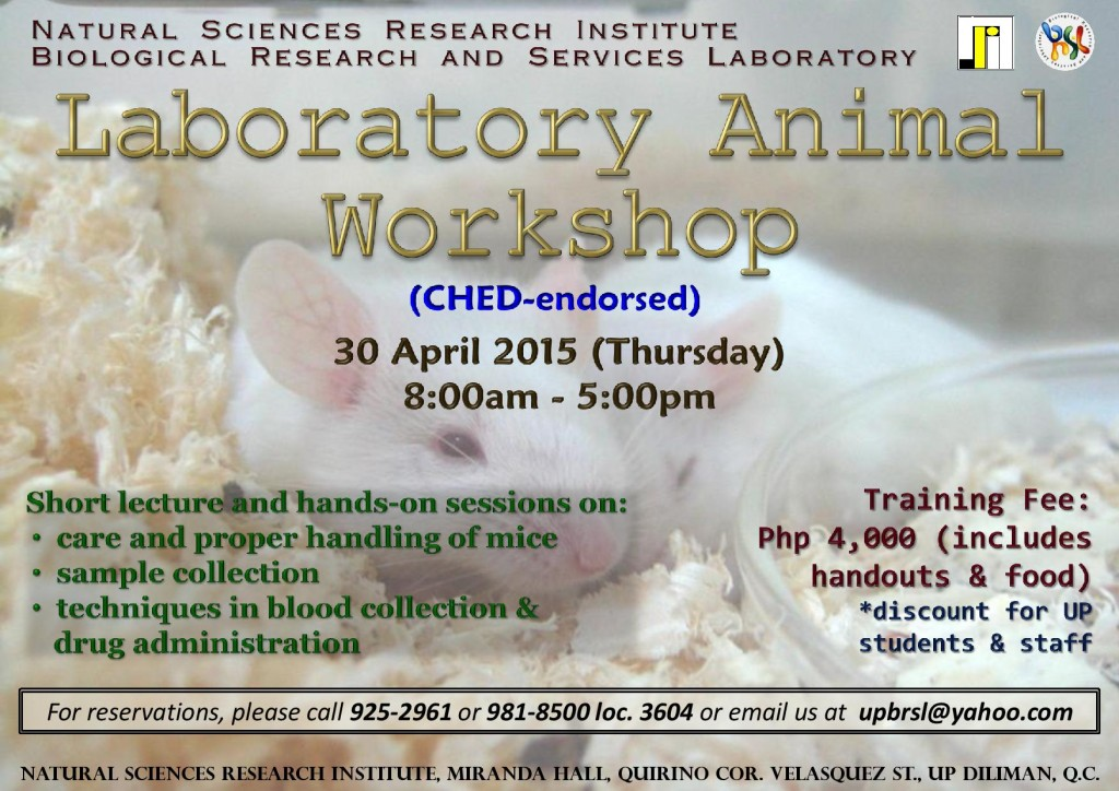 lab animal announcement landscape April 2015  (CHED-endorsed)2-page-001