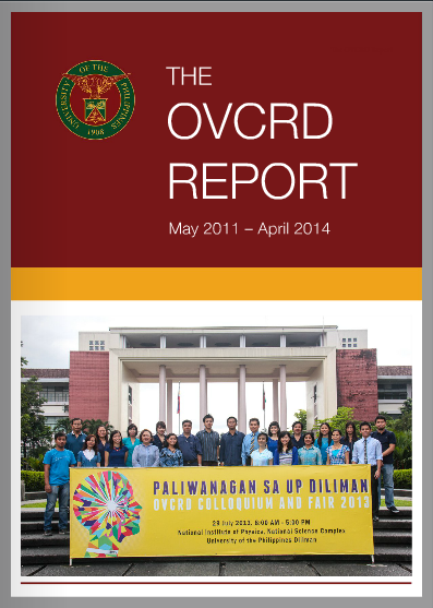 The OVCRD Report (2011-2014)